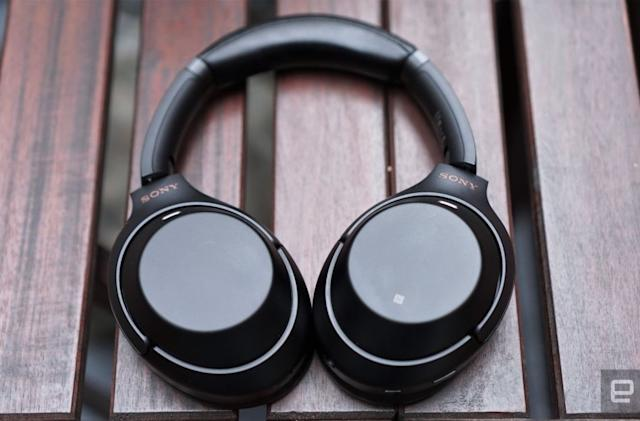 Sony's highly-rated WH-1000XM3 headphones are back down to $200