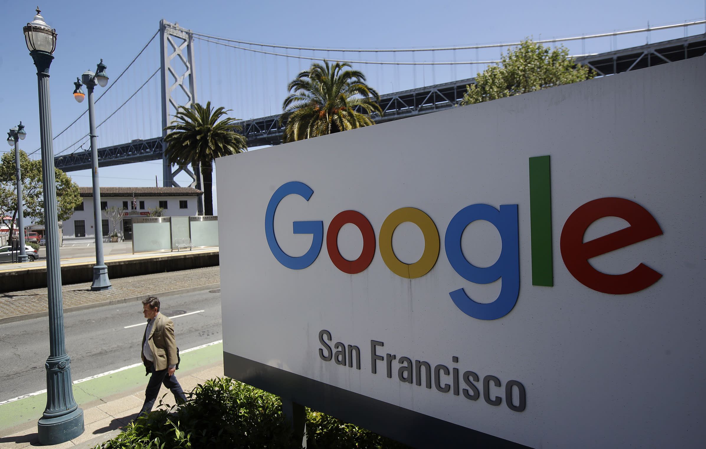 Google hit with huge U.S.  antitrust probe