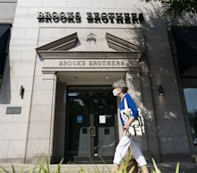 Brooks Brothers Gets Bankruptcy Loan With Zero Interest Rate