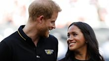 Meghan Markle text friend Prince Harry 'was a catch' days into romance with him
