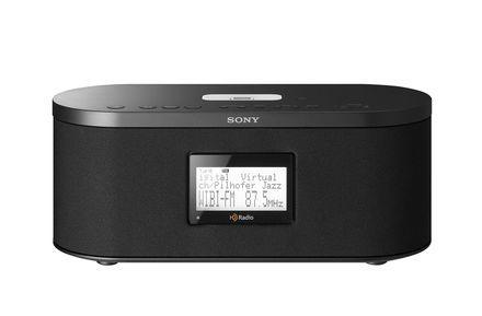 Sony rocks out the HD radio