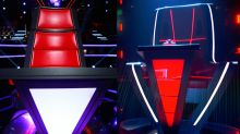 Get a first look at the new 'Voice' chairs — and the new 'Block button' twist