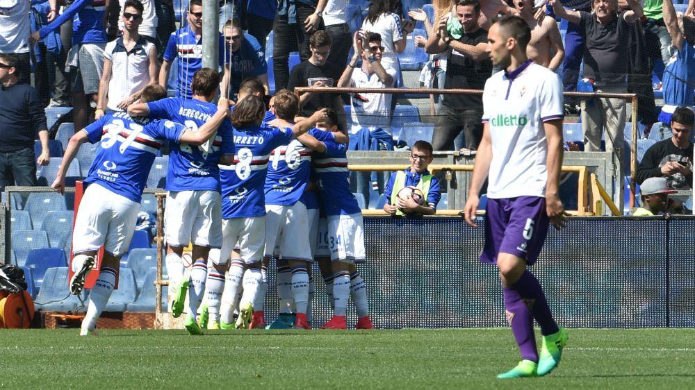 Sampdoria-Fiorentina 2-2: Spettacolo a Marassi, la Viola saluta l'Europa?