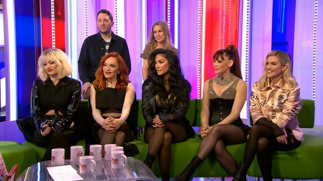 Pussycat Dolls suffer 'awkward' One Show blunder as live performance music starts without them