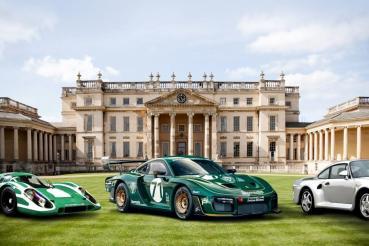 病毒再毒仍擊不潰經典Porsche愛好者的熱情!