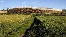Forest Green Rovers: Plans for 5,000-seater wooden stadium rejected