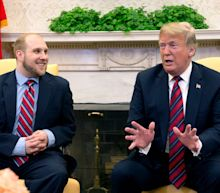 Man Imprisoned in Venezuela for 2 Years Welcomed Home by President Trump