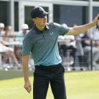 AT&T Byron Nelson: Jordan Spieth in contention to win his hometown event
