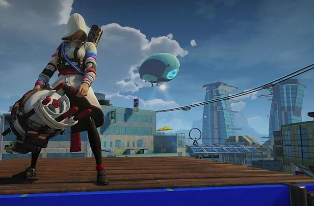 'Sunset Overdrive' shows Ubisoft just how easy it is to put female assassins in a game