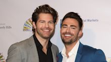How 'Mean Girls' star Jonathan Bennett and fiancé Jaymes Vaughan hope to change the wedding industry