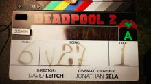 Ryan Reynolds Celebrates Day 1 of 'Deadpool 2' Shoot with Instagram Post — and Nod to 'Texas Chainsaw Massacre 2'?