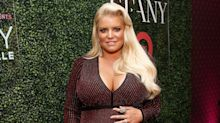 Jessica Simpson 'Needed to Walk Out a Lot of Anxiety' Amid Challenging Weeks of Pregnancy