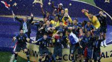Las mejores imágenes de la final: Francia vs Croacia (4-2)