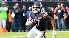 Bears WR coach says Anthony Miller is learning from Allen Robinson