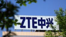 China's ZTE paid over $2.3 billion to U.S. exporters last year, ZTE source says