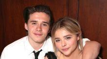 Brooklyn Beckham y Chloe Moretz, ¡han vuelto!