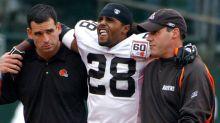 Falcons cut ties with longtime executives