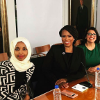 Your Cool New Congresswomen Are Already Hanging Out
