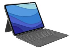 Logitech launches Combo Touch keyboard cases for the new iPad Pros