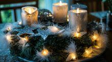 Adventskranz & Co: So schützt du dich in der Weihnachtszeit vor Bränden