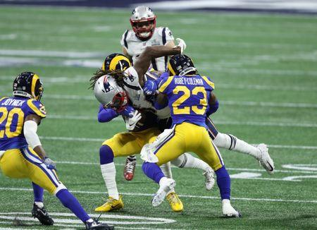 NFL notebook: Rams CB Robey Coleman fined for Super Bowl hit
