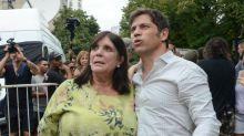 """Teresa García afirmó que """"en las próximas horas"""" se anunciarán los aumentos para la policía"""