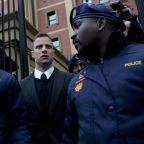 Pistorius injured in prison brawl over phone