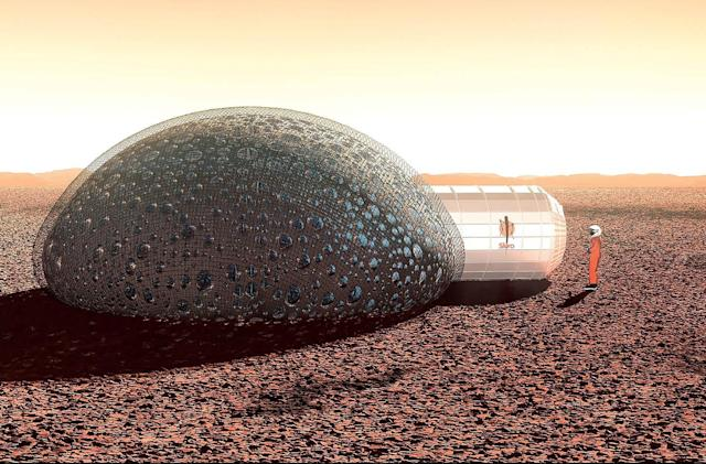 Space architecture: Six buildings for the final frontier