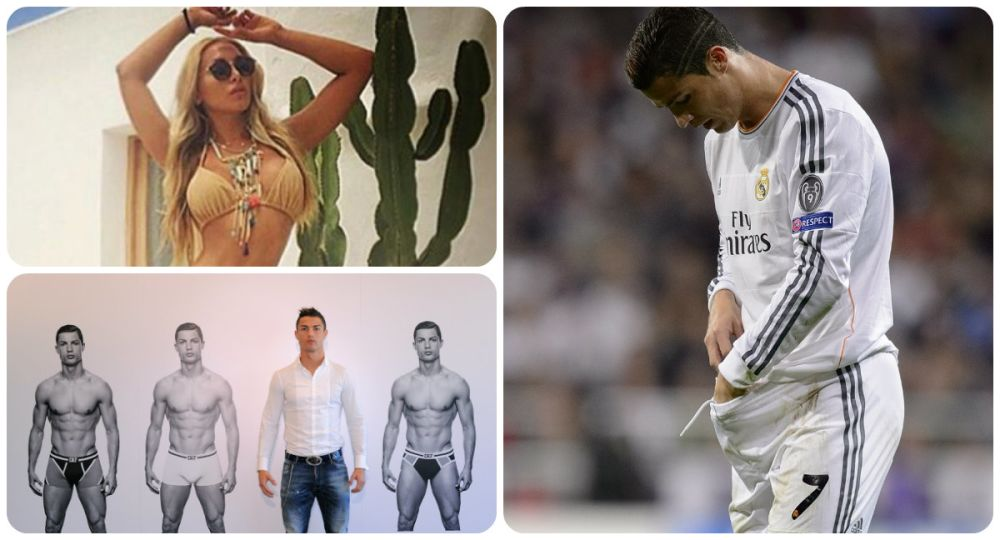 Model verrät: Cristiano Ronaldo polstert seine Unterhose aus