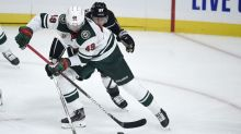 Victor Rask at No. 1 center? It's a possibility for the Wild