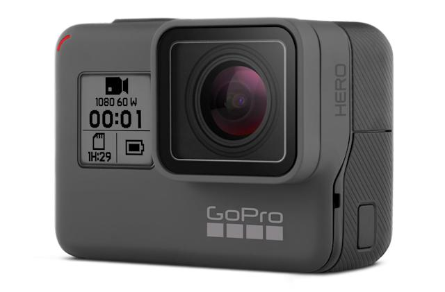 GoPro's $199 Hero action camera is meant for newcomers