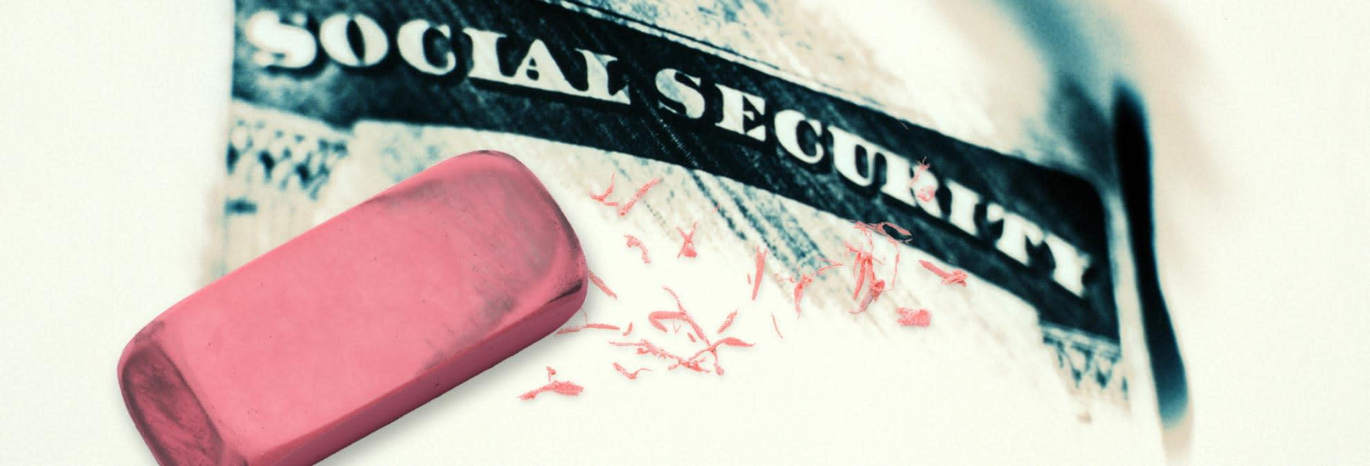 how to change your address with social security