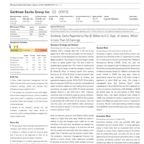 Analyst Report: The Goldman Sachs Group, Inc.