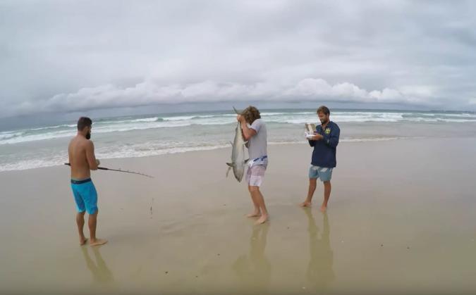 Pesca con drones: Una nueva modalidad para pescar atunes