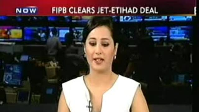 FIPB clears Jet-Etihad deal subject to certain conditions