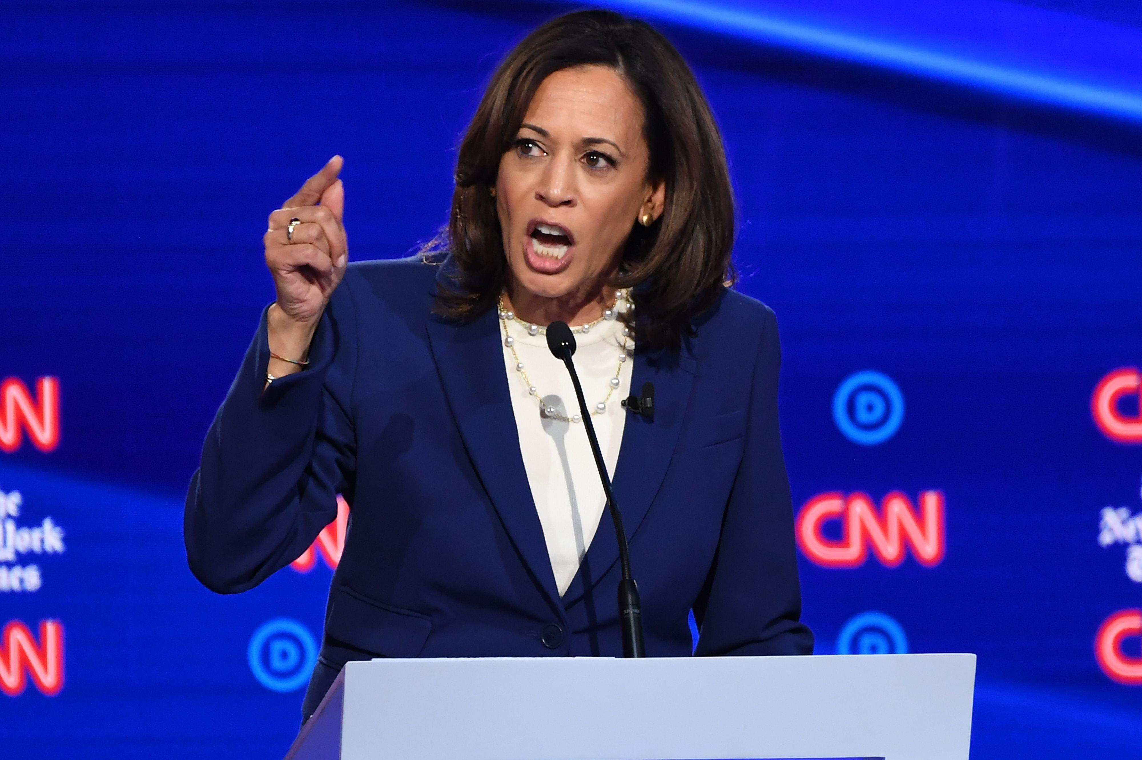 Kamala Harris Declares 'Women Will Die' If Reproductive Rights Aren't Protected