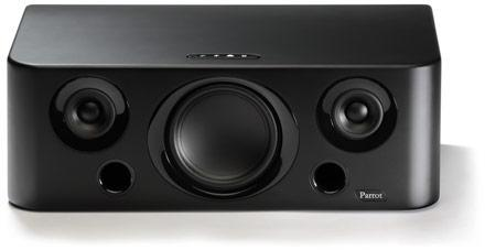 Parrot introduces Bluetooth Boombox