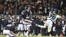 Former Bears kicker Cody Parkey lives to kick another day in NFL
