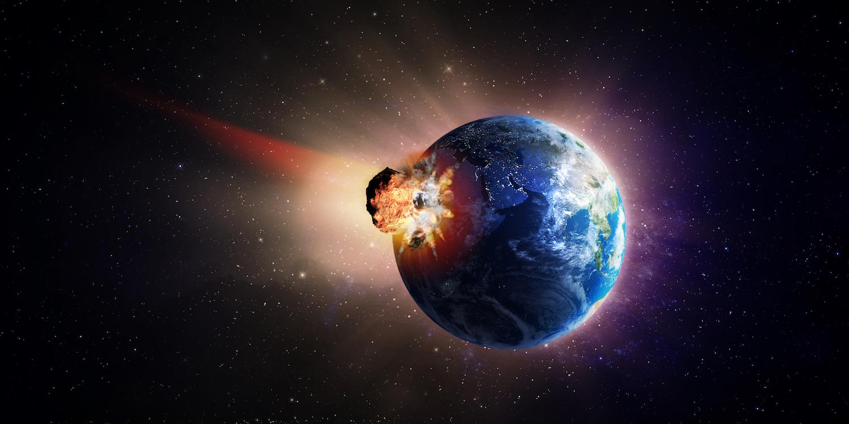 Dinosaur-Killing Asteroid Triggered Mile-High Tsunami That Spread Through Earth's Oceans
