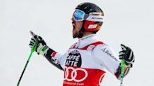 Fifth straight GS win for Hirscher at Alta Badia