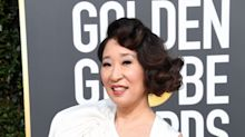 Sandra Oh Wins Golden Globe For 'Killing Eve' And Pulls Off Historic Hosting Gig