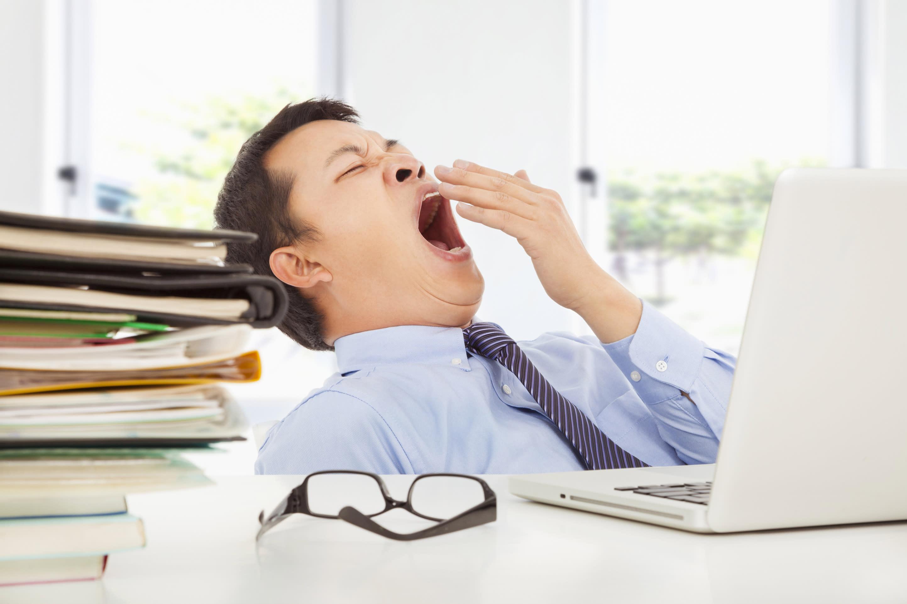 Прикольные картинки усталого человека