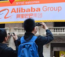 Alibaba Stock Climbs As It Wraps Up Annual Investor Day Event