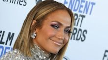 Jennifer Lopez a knockout in £55 swimsuit - and it's still available to buy