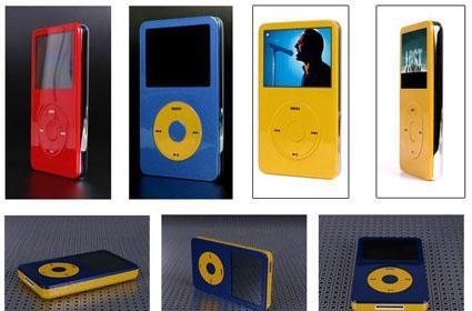 Color your iPod