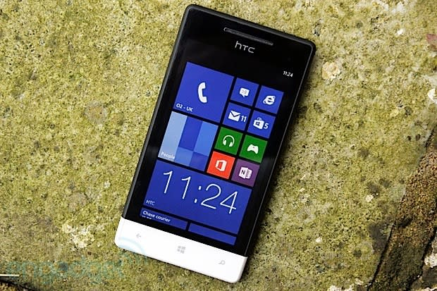 HTC 8S review: a budget Windows Phone that doesn't compromise on style
