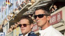 'Ford v Ferrari' Trailer: Matt Damon and Christian Bale Don't Like Ferrari…or Each Other