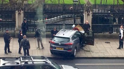 Terror attack could have been prevented if police at Parliament's 'weak spot' had kept gate bolted, MPs said