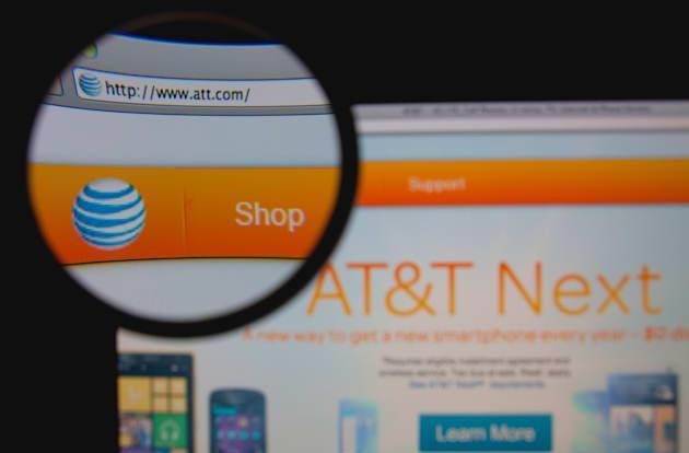 AT&T took a $10 billion hit, but it's hoping you won't notice