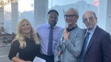 The Cast of The West Wing Reunites for a New Special